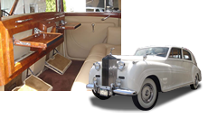 1955 Rolls Royce James Young Edition