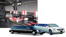Cadillac DTS Stretch Limousine